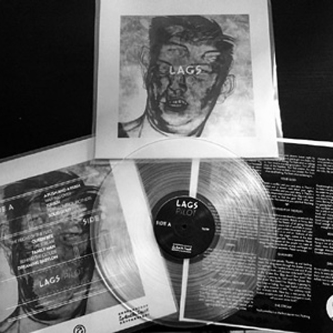 Lags - Pilot CD/LP
