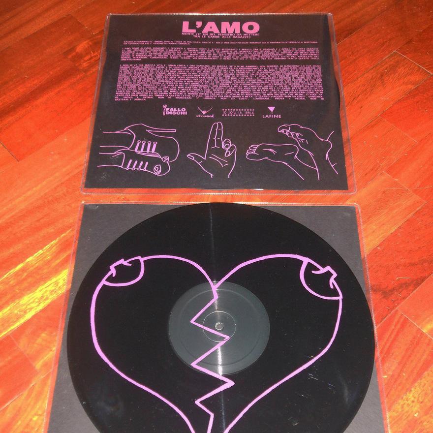 L'Amo - Niente CD/LP