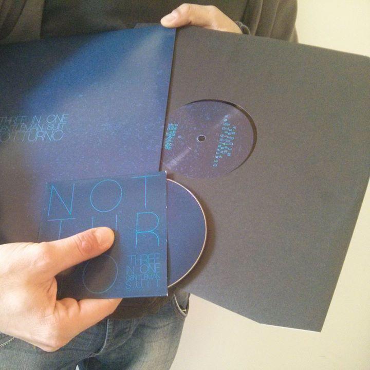 Three In One Gentleman Suit - Notturno CD/LP