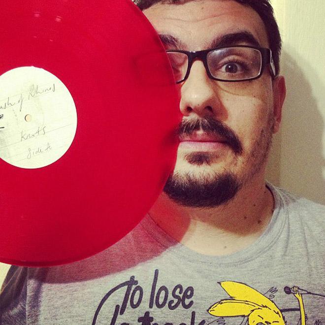 Crash of Rhinos - Knots CD/LP