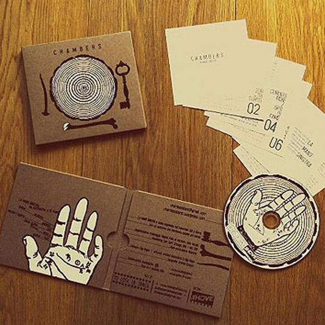 Chambers - La mano sinistra CD/LP