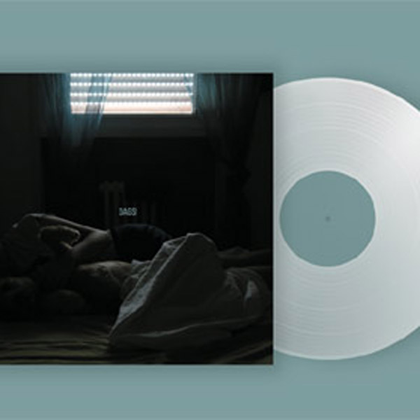 Dags! - s/t (one sided transparent vinyl) LP