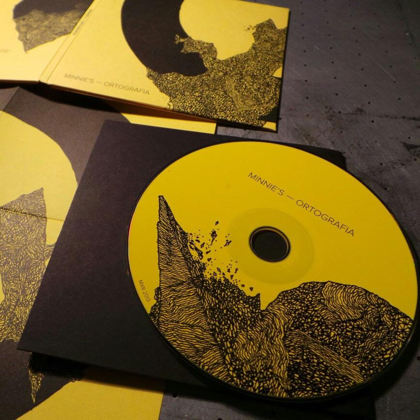 Minnie's - Ortografia CD/LP