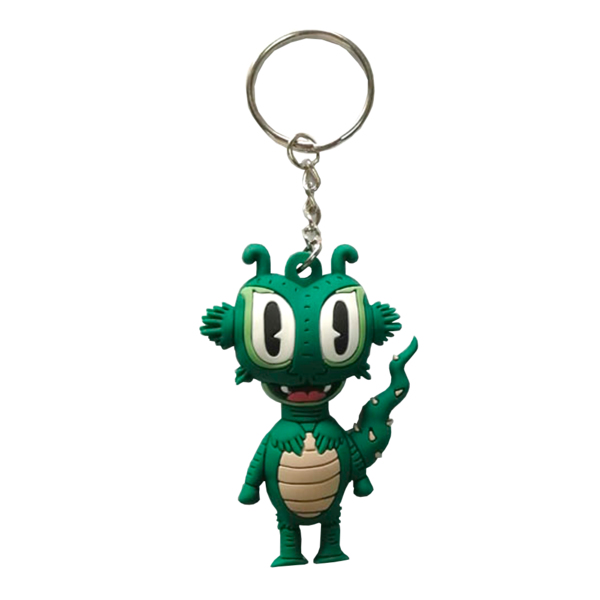 Sea Monster 3D Keychain