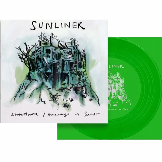 Sunliner - 2 Song Flexi Disk