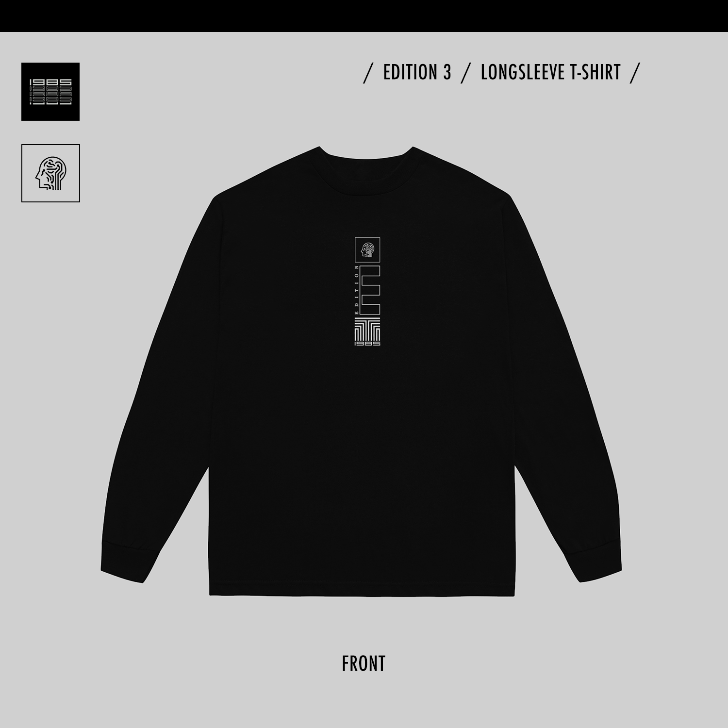 EDITION 3 LONG-SLEEVE T-SHIRT