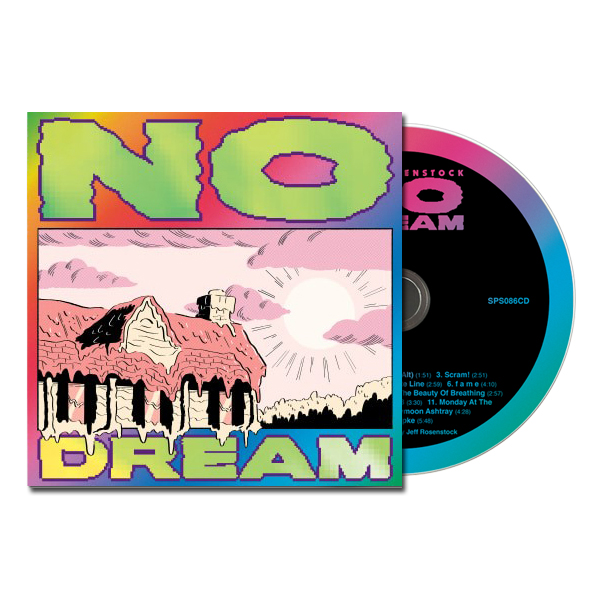 Jeff Rosenstock - NO DREAM LP / CD