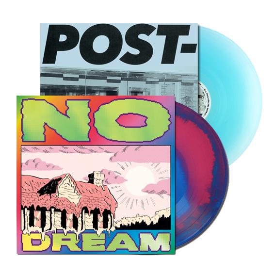 Jeff Rosenstock - NO DREAM & POST- LP Bundle