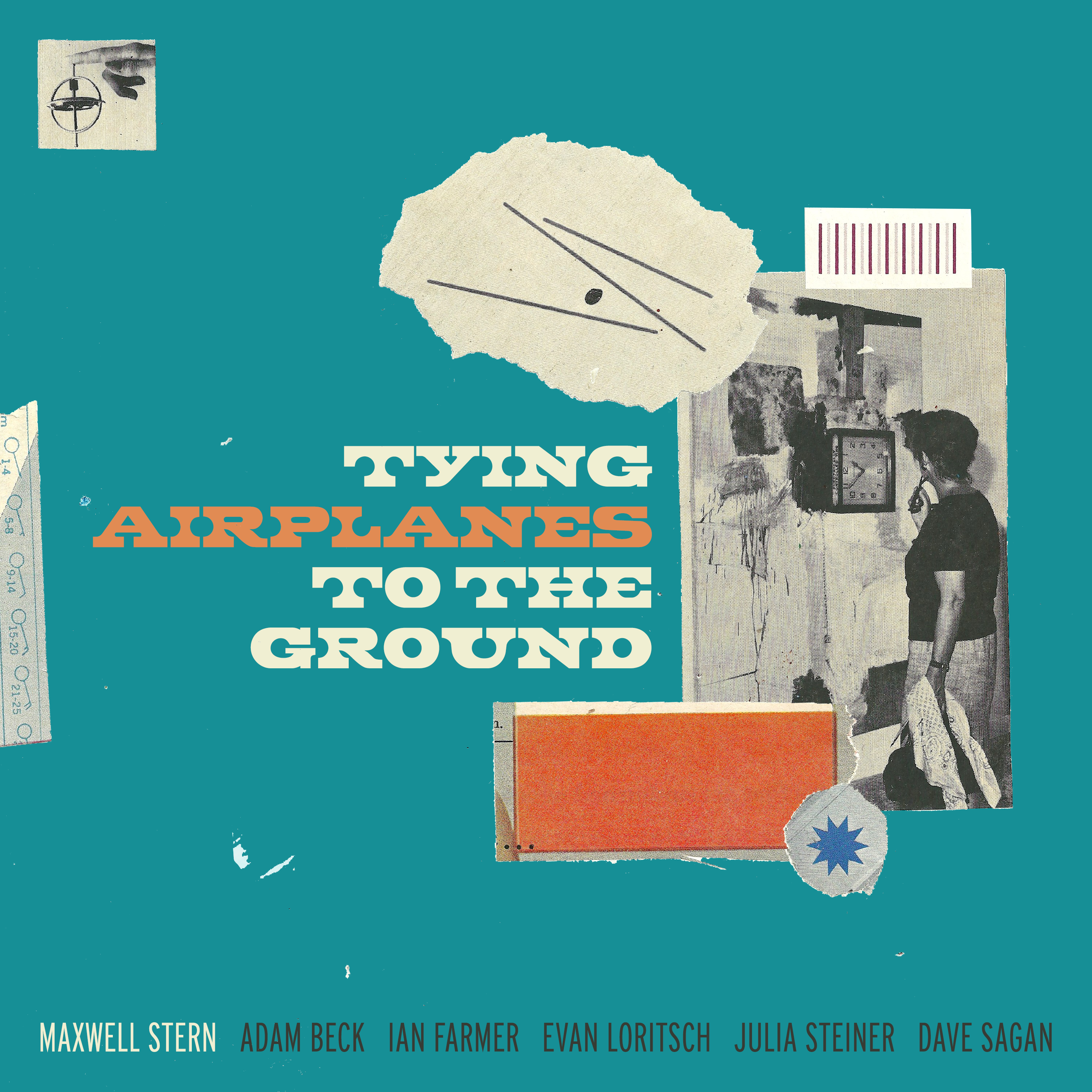 Maxwell Stern - Tying Airplanes To The Ground (Feat. Ratboys)