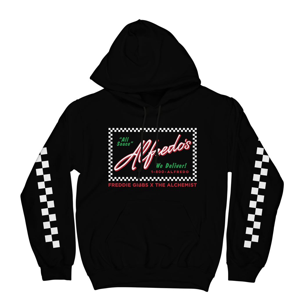 Alfredo's Delivery Hoodie
