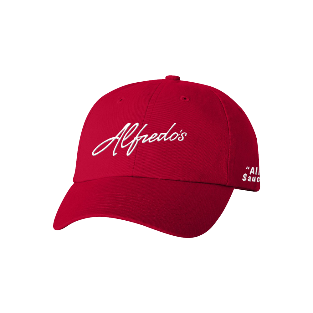 Alfredo's Hat - Red