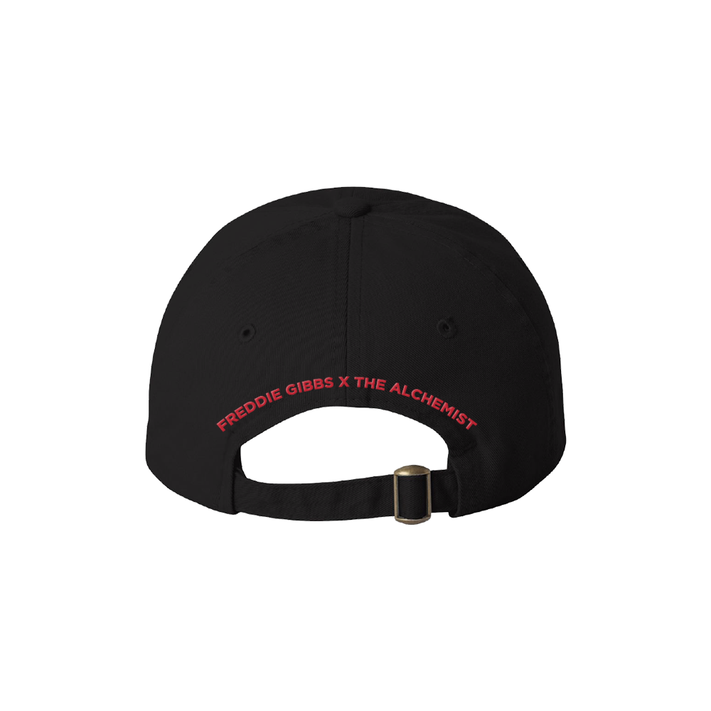 Alfredo's Hat - Black