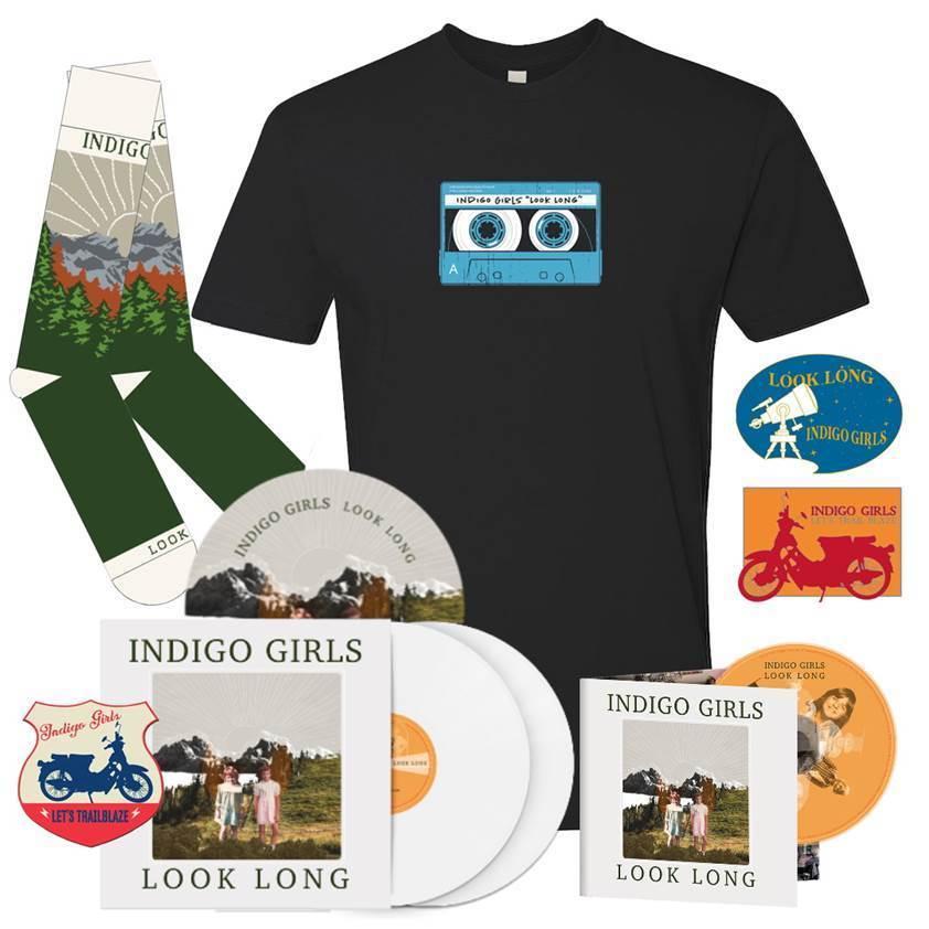 Signed Look Long 2xLP Vinyl or CD Select Bundle