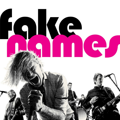 Fake Names - s/t LP