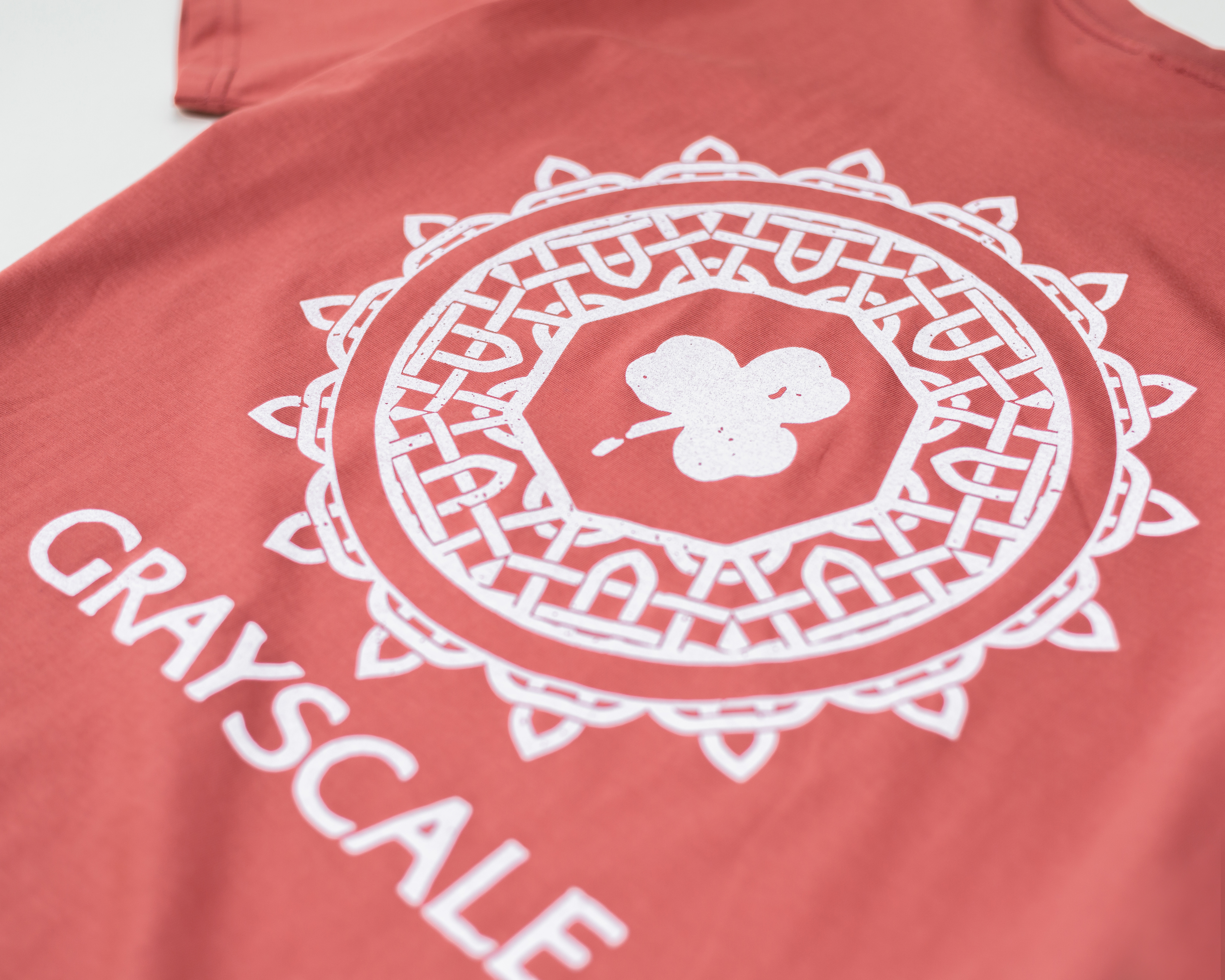 Coral Mandala tee (UK Edition)