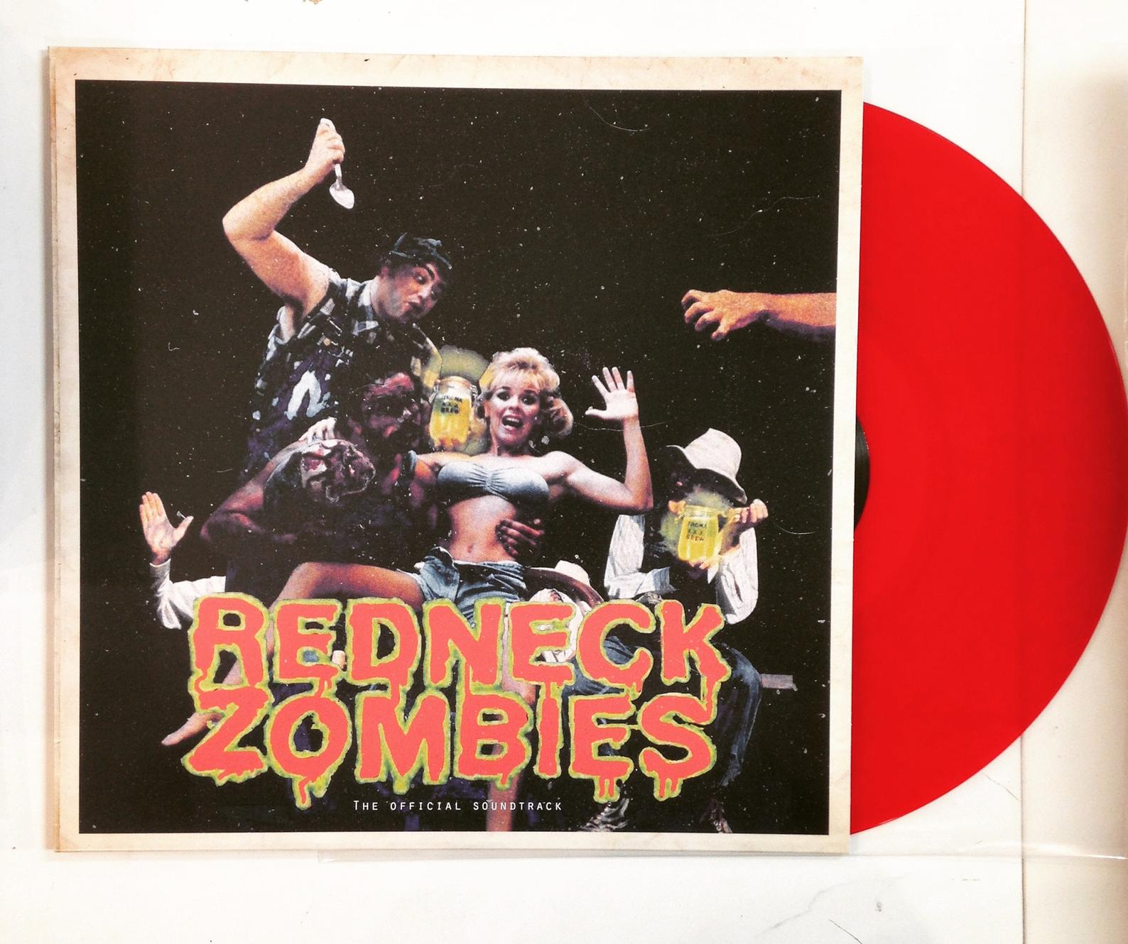 Redneck Zombies Official Soundtrack LP