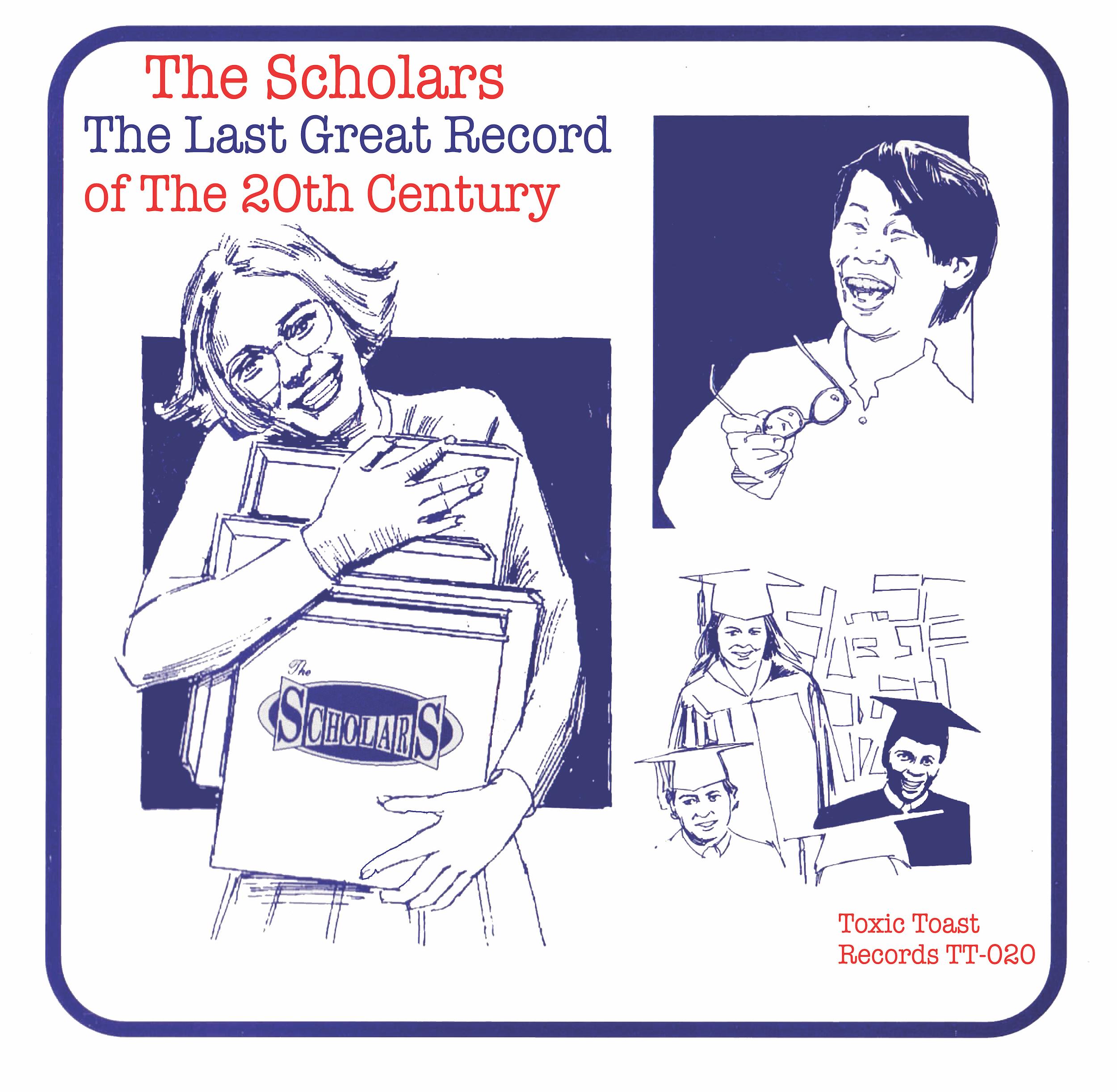 The Scholars - Last Great Record... LP