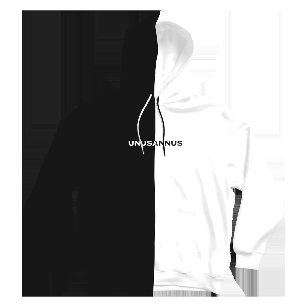 Split Logo Hoodie
