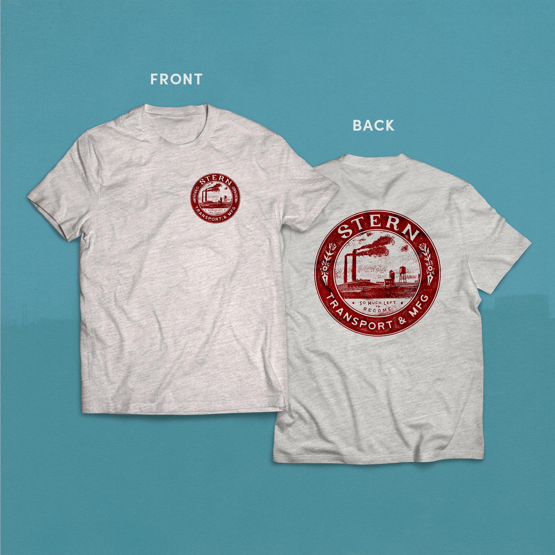 Maxwell Stern - Transport Shirt