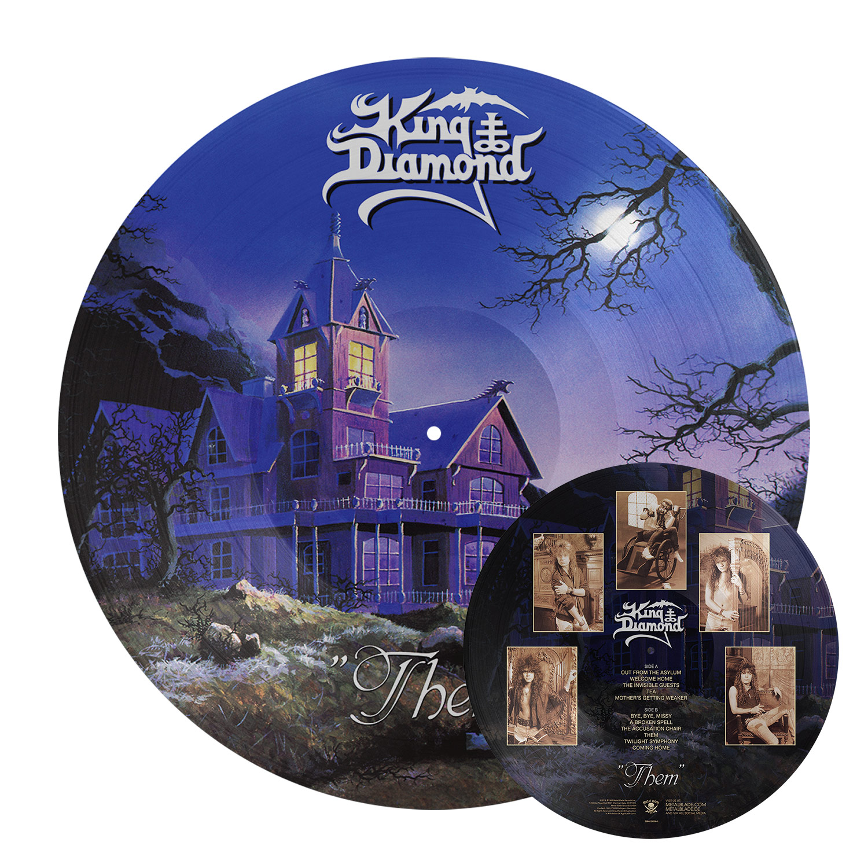King Diamond - Them (Picture Disc)