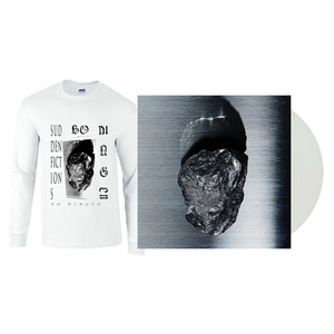 BO NINGEN – Sudden Fictions 12� / CD, Shirt and limited Print [first week only]