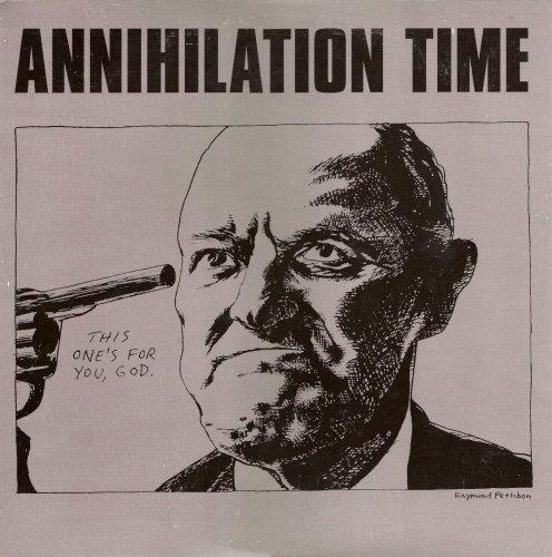Annihilation Time - s/t LP