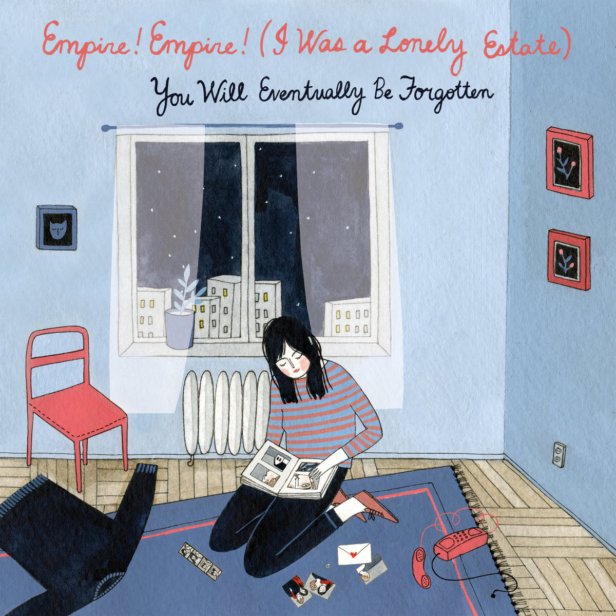 Empire! Empire! (I Was Lonely Estate) - You Will Eventually Be Forgotten LP