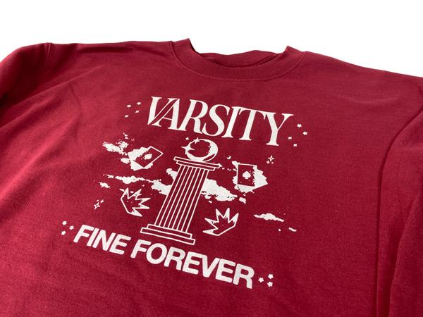 Varsity - Pillar Crewneck Sweatshirt