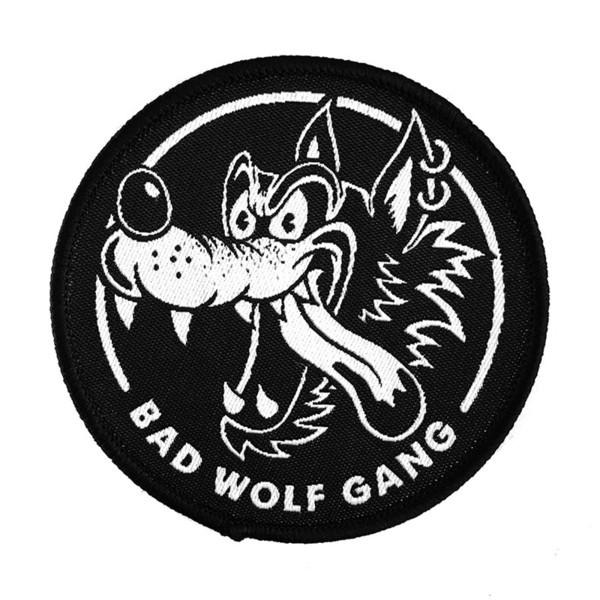 Broke and Stoked - patch Bad Wolf Gang