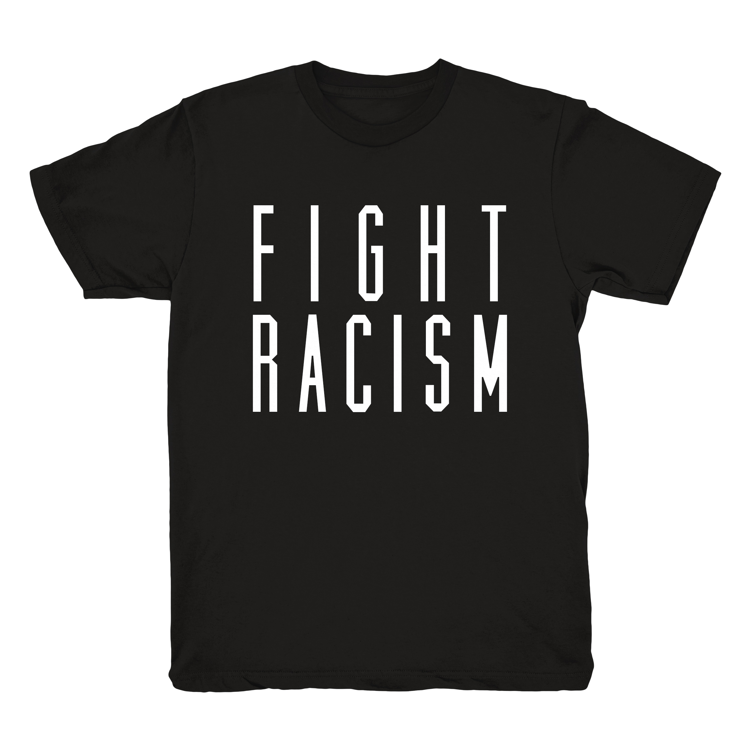 Fight Racism - Benefit Tee & Button