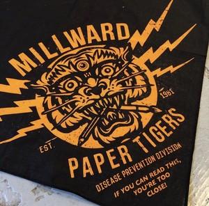Paper Tigers Bandana