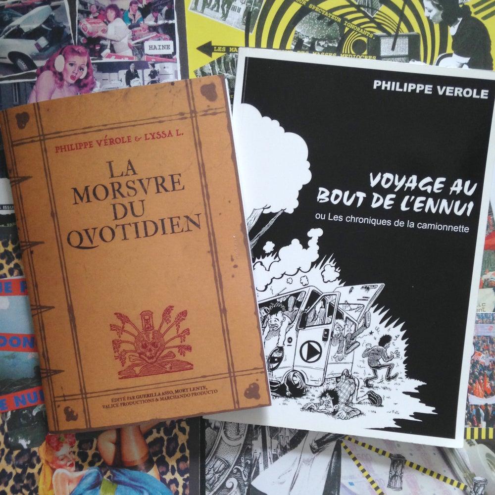 Pack Morsure et Voyage - Philippe VEROLE et Lyssa L