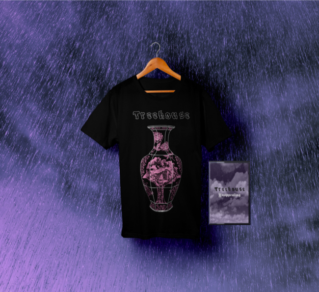 Treehouse Tape + Tee
