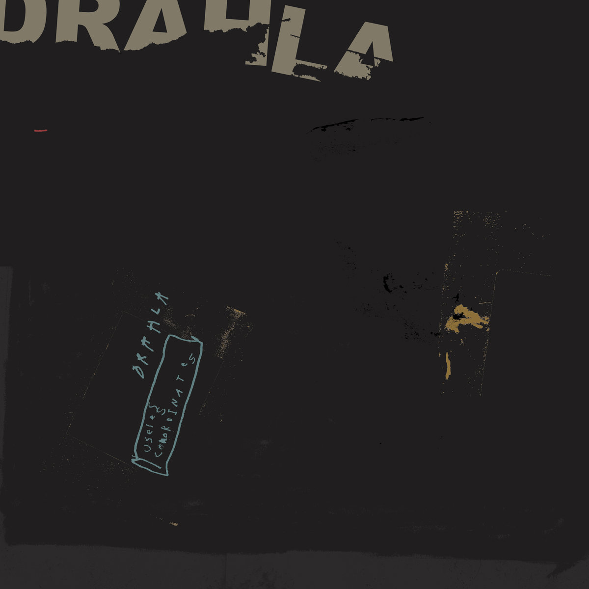 Drahla - Useless Coordinates LP