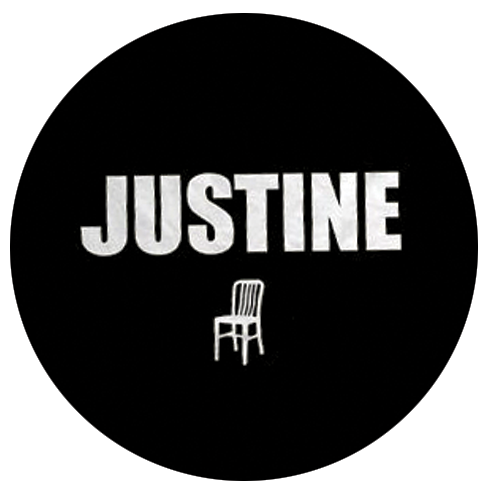 Justine - badge chaise