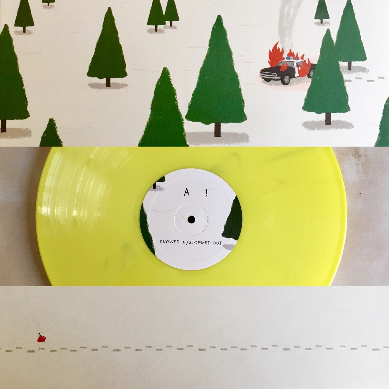 Dags! - Snowed In / Stormed Out LP