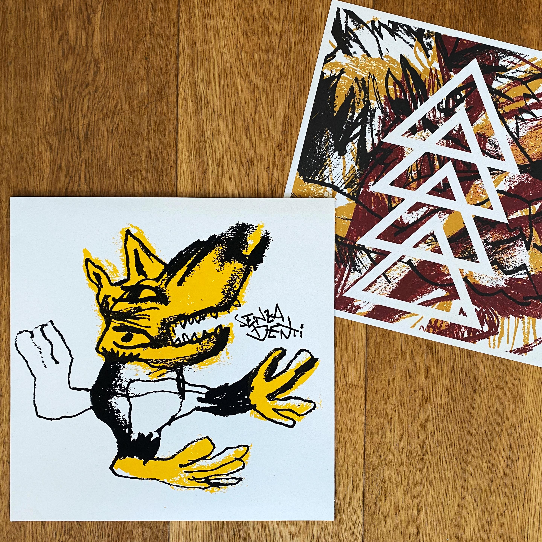Die Abete - Senza denti CD/LP