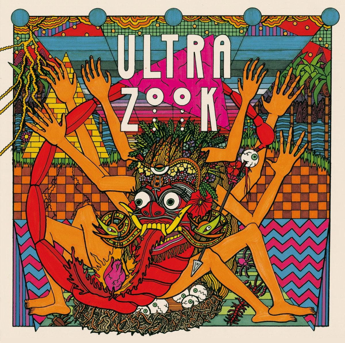 ULTRA ZOOK - Ultra Zook, L'album