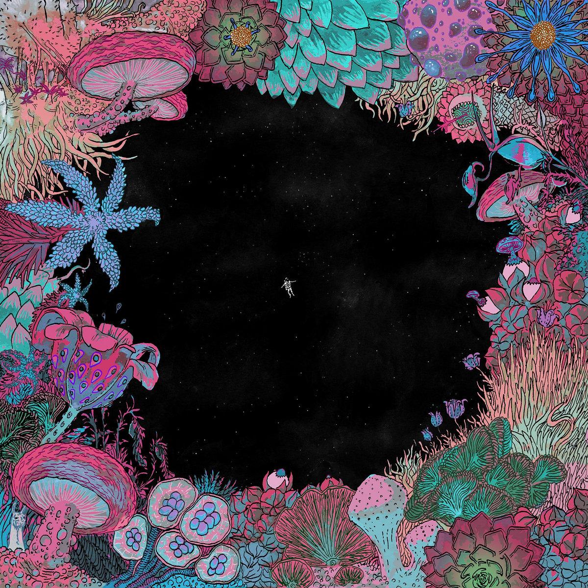 ALBER JUPITER - We Are Just Floating In Space