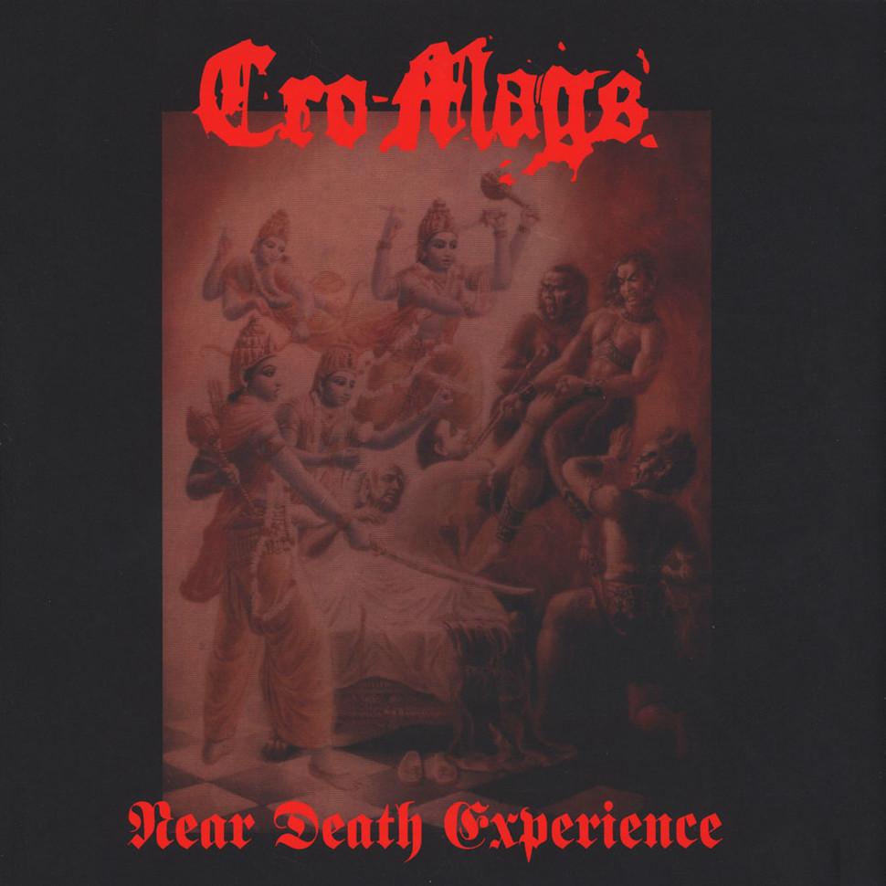 Cro-Mags - Near Death Experience LP