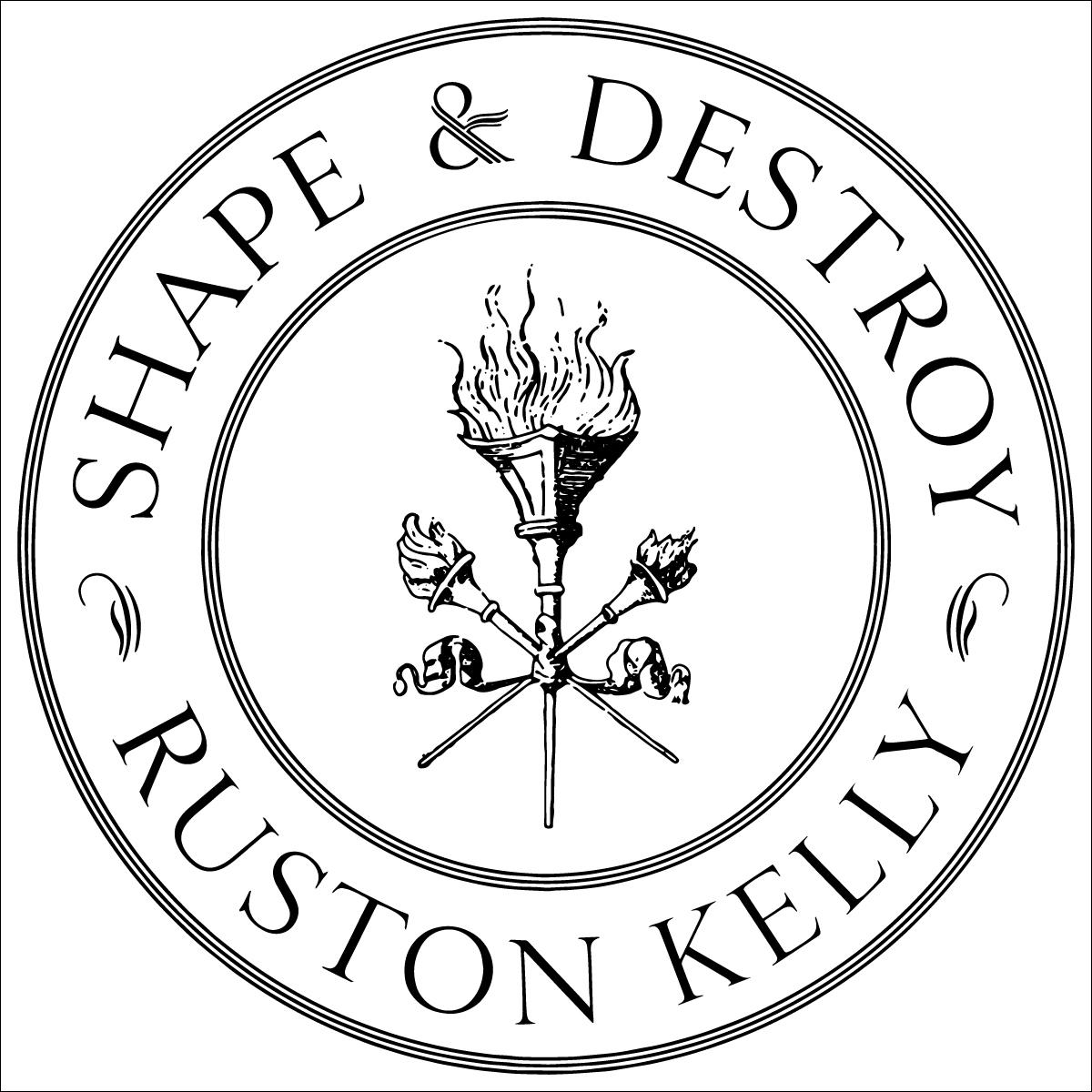 SIGNED CD bundle (Shape & Destroy + Dying Star) + transfer sticker
