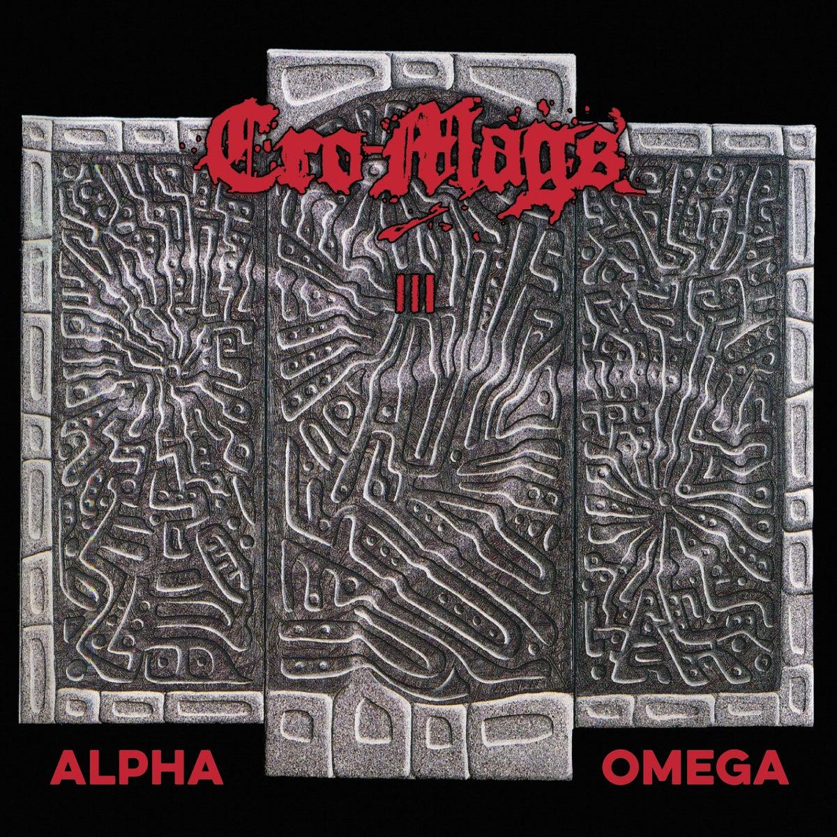 Cro-Mags - Alpha Omega LP