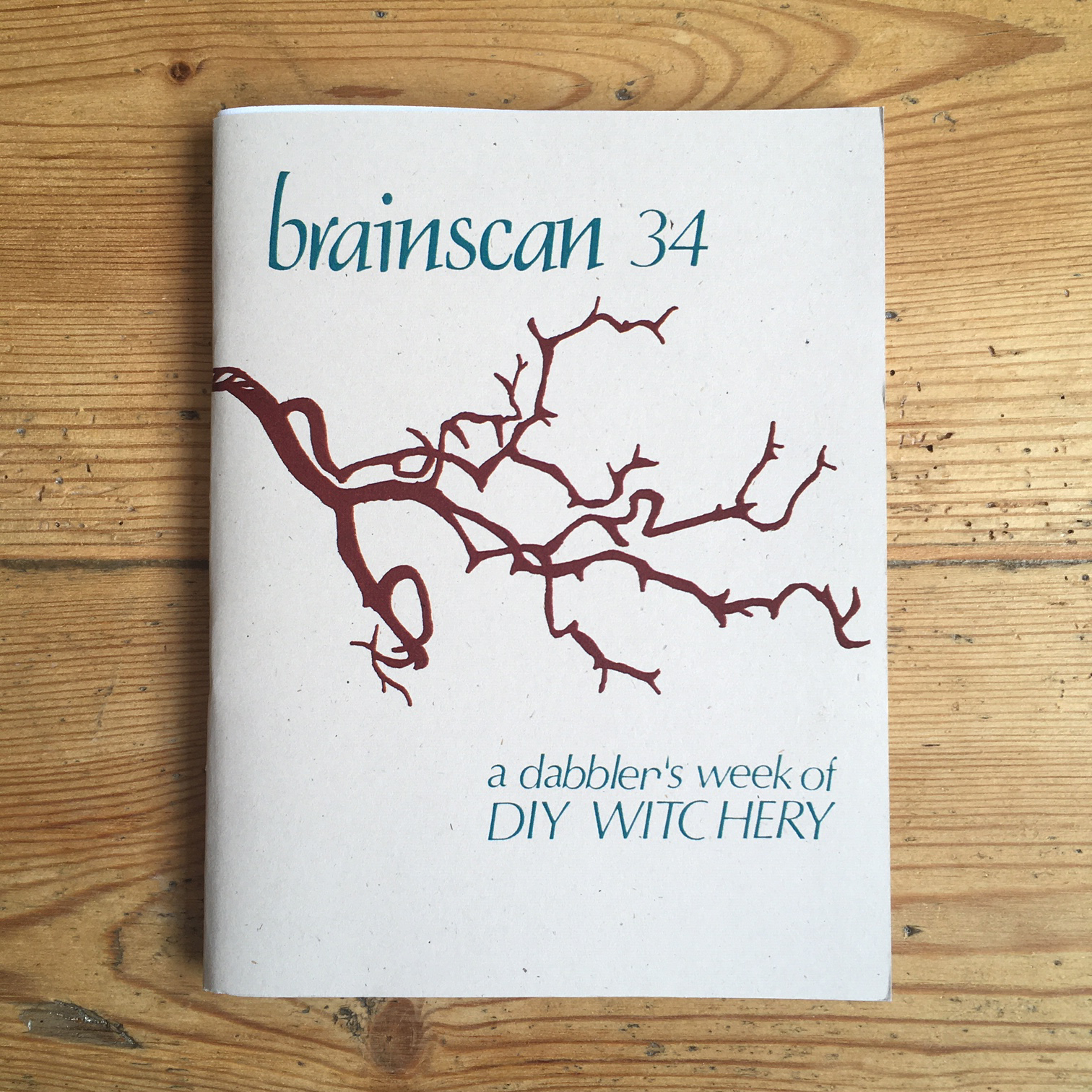 Brainscan: DIY Witchery issues #33 & #34
