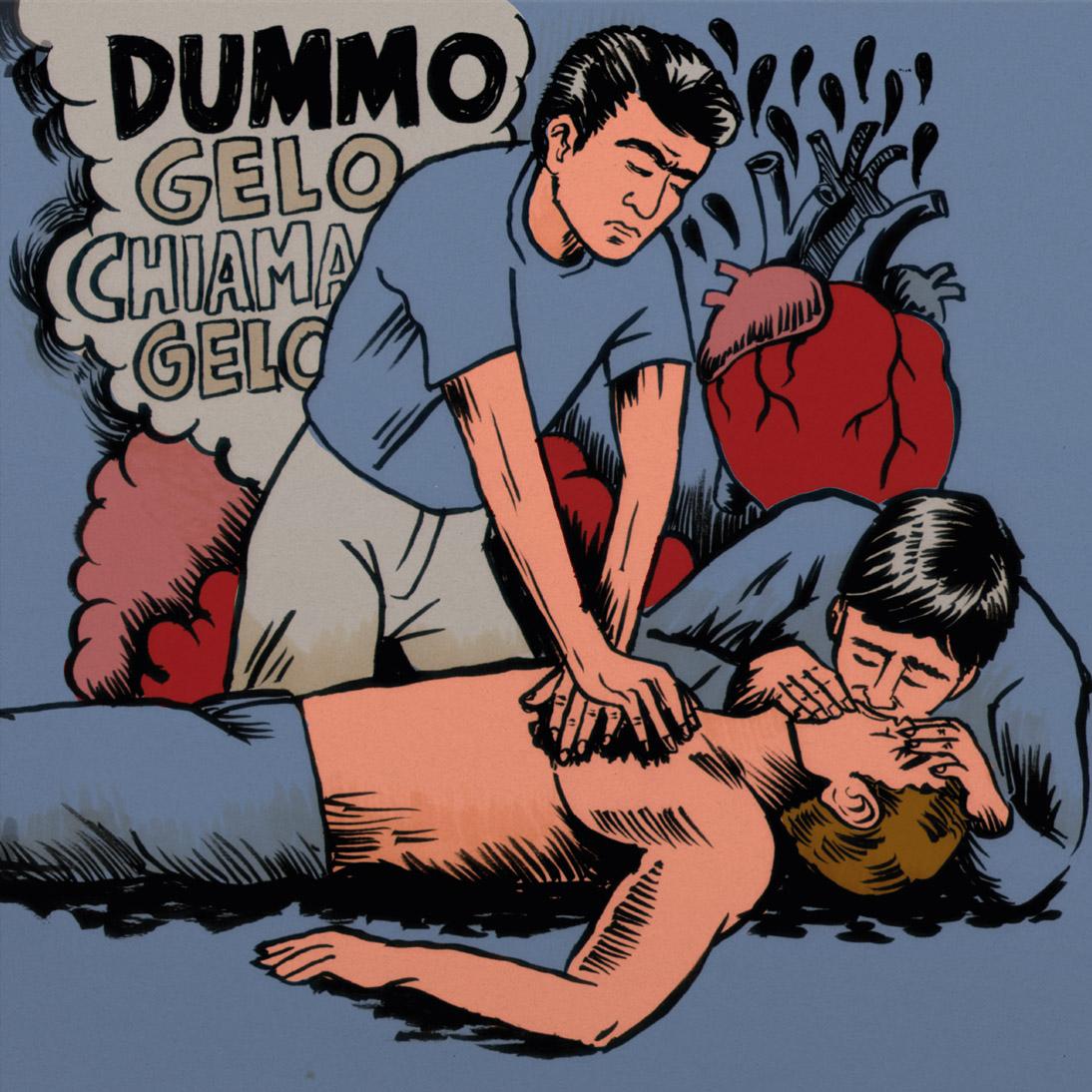 Dummo - Gelo chiama gelo (edizione limitata) LP