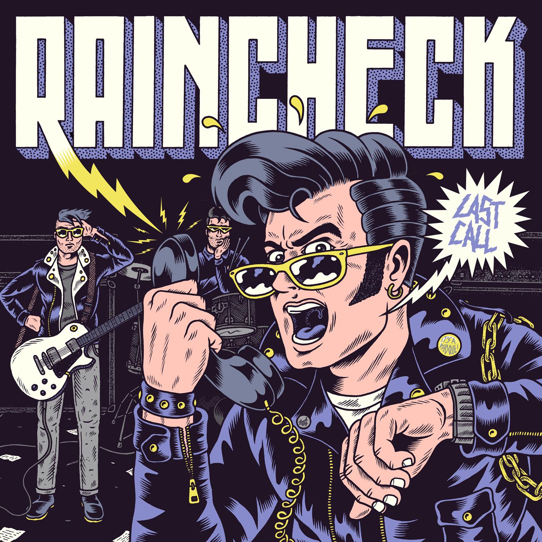 Raincheck - Last Call (LP)