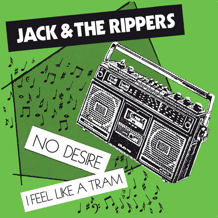 JACK AND THE RIPPERS - No Desire 7
