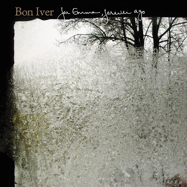 Bon Iver - For Emma, Forever Ago Cassette Tape