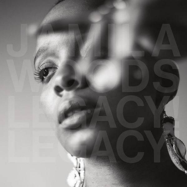 Jamila Woods - Legacy! Legacy! Cassette Tape