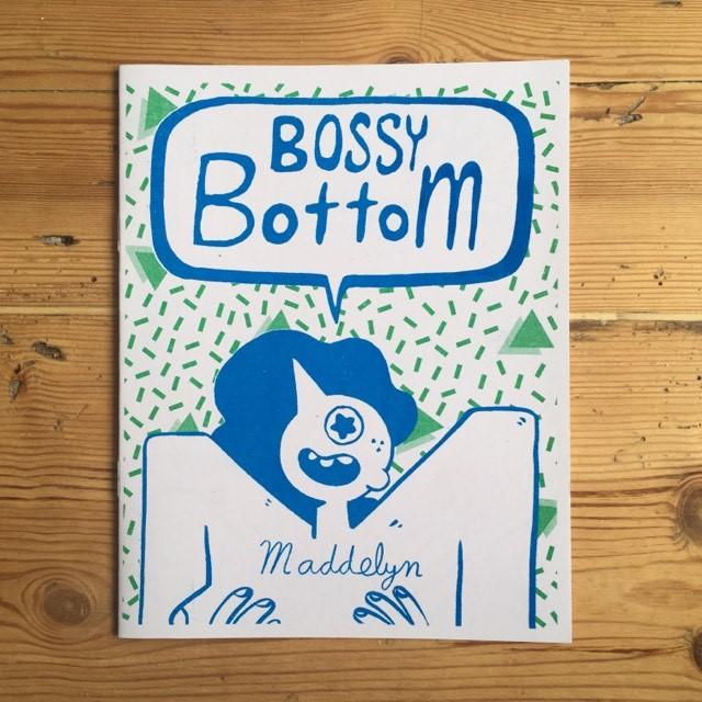 Bossy Bottom - Maddelyn comic