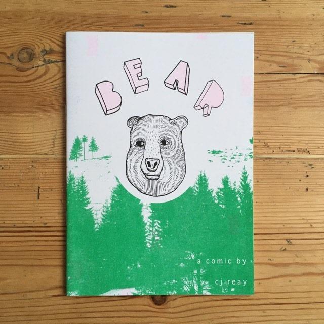Bear - Cj Reay comic